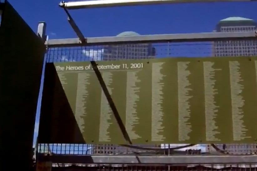 IFFAMPAC Ground Zero Memorial