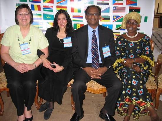 Africa presentation April 2008