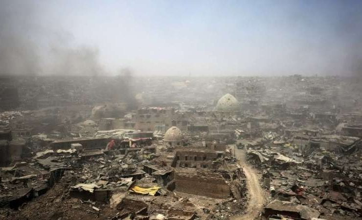 IS left 200 mass graves in Iraq - UN