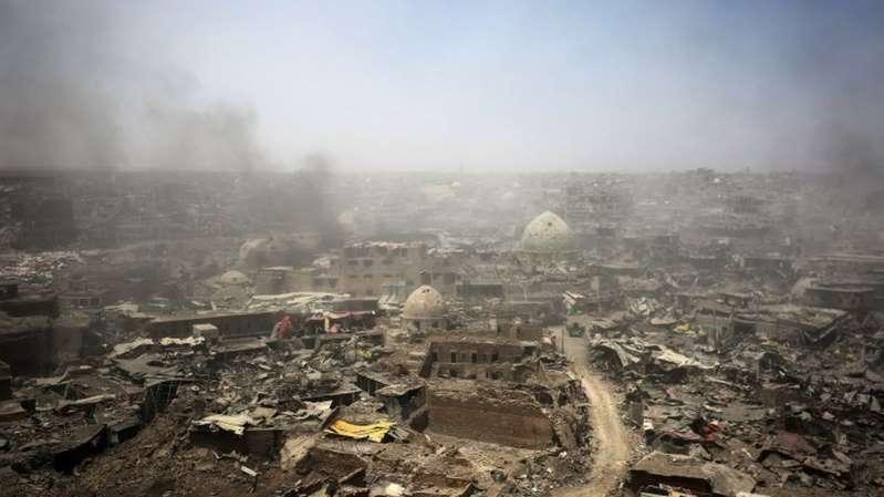 IS left 200 mass graves in Iraq – UN