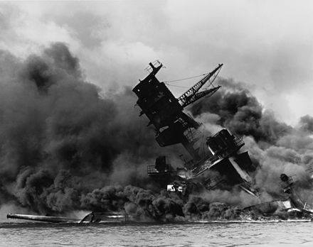 76th Anniversary of the Attack on Pearl Harbor